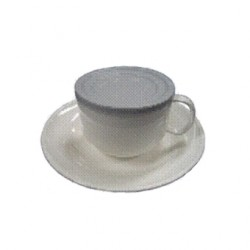 Grande soucoupe en polycarbonate