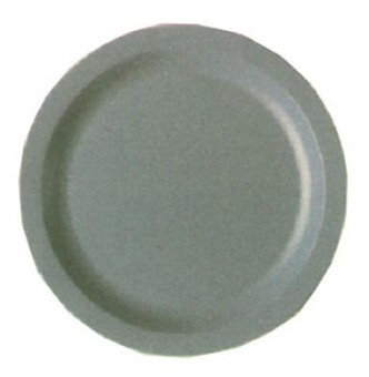 Assiette en polycarbonate 18 cm| SenUp.com