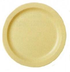 Assiette en polycarbonate 23 cm