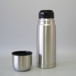 Bouteille isotherme en inox incassable 0,3 L