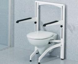 Support toilette