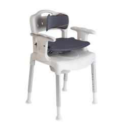 Assise douce Swift Commode gris