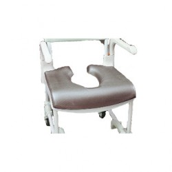 Assise douce pour chaise roulante de douche Clean