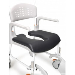 Assise ouverte - Chaise roulante Clean