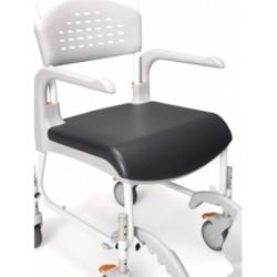 Assise fermée Comfort pour chaise roulante de douche Clean