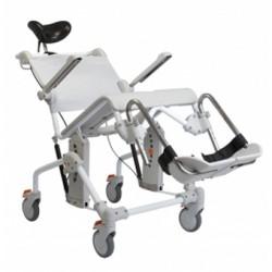 Chaise roulante de douche Swift Mobil Tilt basculant