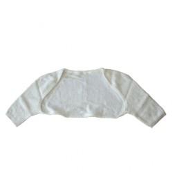 Épaulière blanche