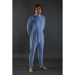 Pyjama bleu (coton 280g)