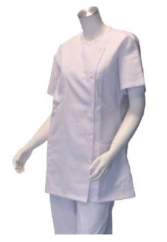 Veste d'infirmière pour femmes - Blanche