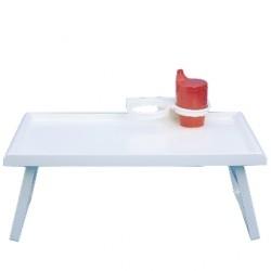 Tablette / plateau de lit