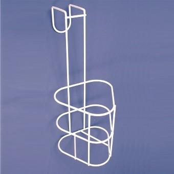 Porte-urinal en métal chromé pour l'urinal hommes avec poignée et bouchon  SenUp.com