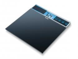 Pèse-personne en verre avec fonction vocale - Beurer GS 39