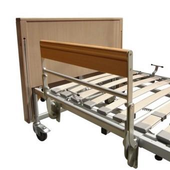 Demi-barrière pour lits électriques BASIQUE et CLASSIQUE| SenUp.com
