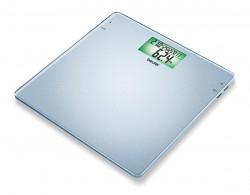 Pèse-personne en verre avec calcul de l'IMC - Beurer GS 42