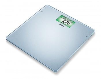 Pèse-personne en verre avec calcul de l'IMC - Beurer GS 42| SenUp.com