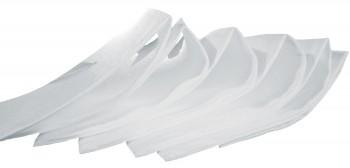 Carton de 50 draps de bain jetables 80 x 120 cm