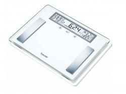 Pèse-personne Impédancemètre en verre XXL 200kg - Beurer BG 51