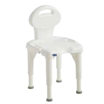 Chaise de douche INVACARE® I-Fit  -  Réglable en hauteur au cm près| SenUp.com