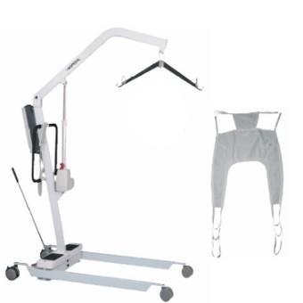 Lève-personne électrique Gohy avec écartement manuel des roues| SenUp.com