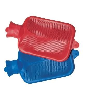 Bouillotte 1,4 L - Rouge ou bleue| SenUp.com