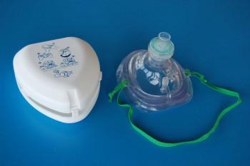 Pocket Emergency Mask (masque CPR)