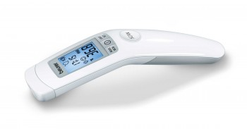 Thermomètre médical express sans contact avec grand écran - Beurer FT 90| SenUp.com