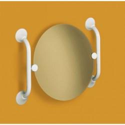 Fixation pour miroir basculant