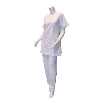 Pantalon mixte - Blanc| SenUp.com