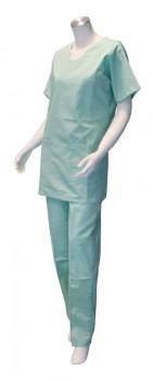 Pantalon mixte - Vert