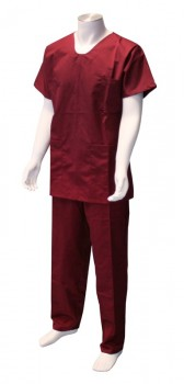 Pantalon mixte - Bordeaux
