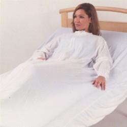 Pyjama drap de lit - Manches longues