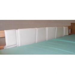 Protection en mousse pour barrières de lit
