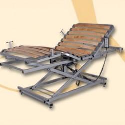 Sommier électrique - Lattes en bois Gohy