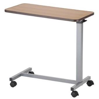 Table de lit ajustable en hauteur avec v rin t care - Table de jardinage en hauteur ...