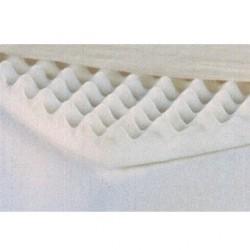 Surmatelas thérapeutique - Plaque de mousse en polyéther
