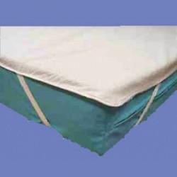Alèse de protection en PVC - tissu éponge