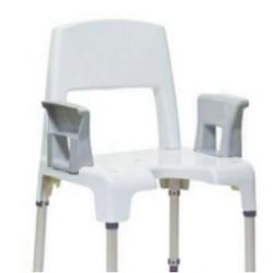 Accoudoirs pour chaise de douche modulaire INVACARE® Aquatec® Pico