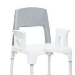 Dossier amovible pour chaise de douche modulaire INVACARE® Aquatec® Pico