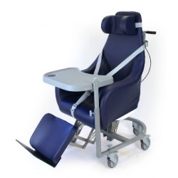 Fauteuil coquille inclinable NOVA