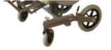 Fauteuil coquille inclinable NOVA 300 - 2 grandes roues arrière