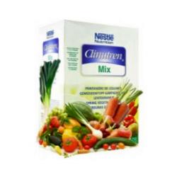 Nestlé Clinutren MIX - 6 sachets de 75 g - Printanière de légumes
