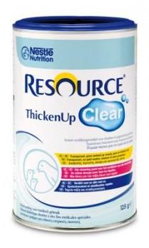 Nestlé Resource® ThickenUp Clear POUDRE ÉPAISSISSANTE - 125 g| SenUp.com