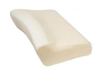 SISSEL® Soft - oreiller visco-élastique + taie en velours| SenUp.com