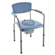 Chaise hygiénique INVACARE® Omega Eco réglable en hauteur