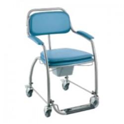 Chaise hygiénique sur roues INVACARE® Omega Mobile