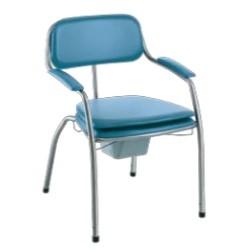 Chaise hygiénique fixe INVACARE® Omega Classic