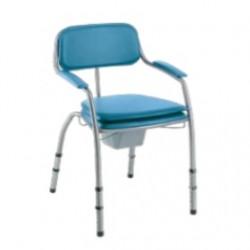 Chaise hygiénique fixe réglable en hauteur INVACARE® Omega Ajustable