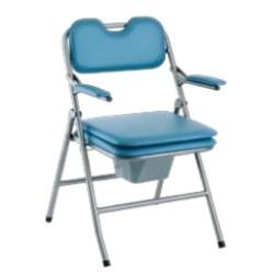 Chaise hygiénique pliante INVACARE® Omega
