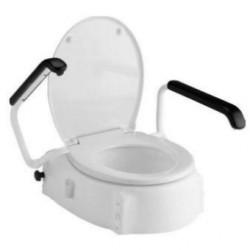 Rehausse-WC Invacare® Avita - Avec accoudoirs