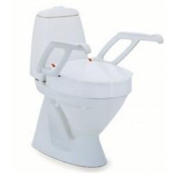 Rehausse-WC INVACARE® Aquatec® AT90000 - Sans accoudoirs